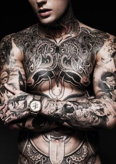 stephen james chest tattoo