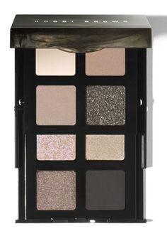 smokey nudes eye palette by Bobbi Brown  http://rstyle.me/~36Np2