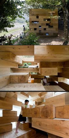 beautiful-wood-architecture-7 : theCHIVE