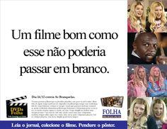 Exercício Extra - Anúncio Videoteca Folha de São Paulo