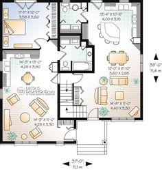 Plan Et Modele De Maison Bi Generation Plans 9