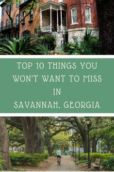 My top 10 list of the absolute best things to do while in Savannah, GA. This detailed guide covers all of the must-see historical sites, little known spots as well as where to eat and drink. Rooftop bars and restaurants in Savannah, GA Usa Travel Guide, Travel Usa, Travel Tips, Travel Destinations, Travel Guides, Oregon Travel, Free Travel, Travel Goals, Savannah Georgia