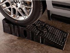 Heavy-Duty Vehicle Car Ramp Drive-On Portable Pick-Ups Vans Truck Garage Pickup Truck Ramps, 2016 Toyota Highlander Xle, 2015 Toyota Tundra, Look Good Feel Good, Car Garage, Van, Steel, Car Ramp, Vehicles
