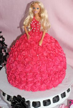 barbie-birthday-cake