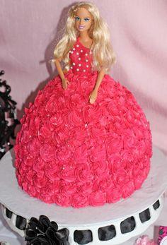 barbie-birthday-cake