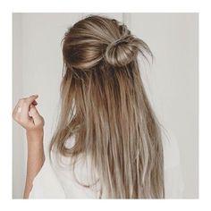 #bun #hairbun #halfbun #messybun #messyhair #buninspo #hairinspo #hairinspiration #instahair #perfect #perfecthair #perfecthairday #longhair #naturalhair #dutt #style #hairstyle