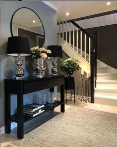 Tips foyer and diy entryway decorating and ideas . Tips foyer and diy entryway decorating and ideas Home Design Decor, Modern House Design, Home Interior Design, Home Decor, Design Ideas, Design Room, Design Bathroom, Small Bathroom, Interior Decorating