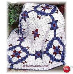 CROCHET QUILT PATTERNS | Original Patterns