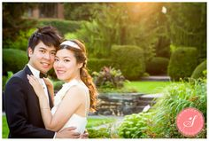 Alexander Muir Gardens Wedding Photoshoot: Giovanna & Jeff © 2013 Samantha Ong Photography