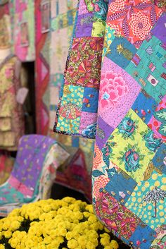 Kathy Doughtys Quilt - met her at 2013 Sisters Outdoor Quilt Show ... : kathy doughty making quilts - Adamdwight.com