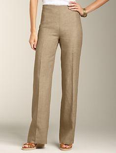 Hepburn Delave Linen Pant