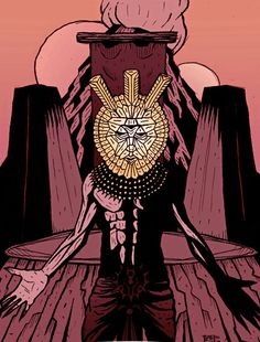 Dagoth Ur by MallonIllustration on @DeviantArt