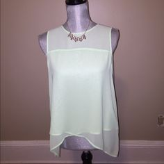 ✨Vince Camuto Assymetrical Top sz S✨ New! ❌sorry no trades❌ Vince Camuto Tops Blouses