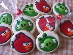 Cookies de Angry Birds