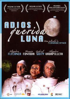 "2004- Mejor Actor: Alejandro Urdapilleta, por ""Adiós querida luna""                                                  #FilmFest #MDQ #MardelPlata #Cine"