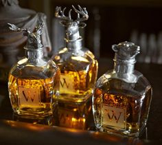 Stag Decanter | Pottery Barn