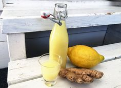 Recipe of the Swedish Ginger shot! A Ginger shot every morning gives you great health benefits and can help you lose weight. Best Nutrition Apps, Watermelon Nutrition Facts, Pasta Nutrition, Nutrition Chart, Vegetable Nutrition, Nutrition Education, Shot Recipes, Cooking, Kitchens