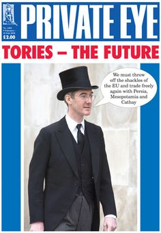 Front Cover of Issue # 1463 :) Private Eye Magazine, Ian Hislop, Political Comics, Little England, Are You Serious, American Idiot, Uk Politics, Social Art, Number One
