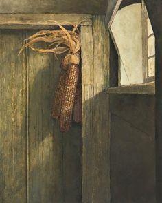 """Eric Sloane  """"Fall Harvest"""""""