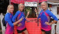 De 35ste NN Marathon Rotterdam krijgt op zondag 12 april een bijzonder trio aan de start. Liina, Leila en Lily hebben dezelfde achternaam en dezelfde geboortedatum.