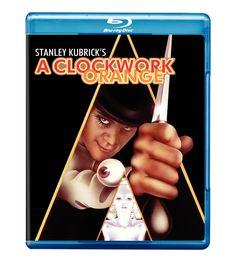 Amazon.com: A Clockwork Orange [Blu-ray]: Malcolm McDowell, Patrick Magee, Adrienne Corri, Miriam Karlin, Michael Bates, Warren Clarke, John Clive, Carl Duering, Anthony Burgess, Stanley Kubrick, Max L. Raab, Si Litvinoff: Movies & TV
