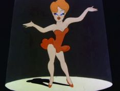 Tex Avery Cartoons, Red Hot Red