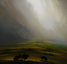 View Past Dark Trees - James Naughton