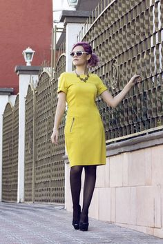 Retro Vibes! 60's look fashion editorial #photography #fashion #editorial #retro #fashionphotography #editorial