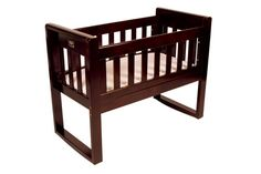 Babyhood Sandton Cradle and Mattress - English Oak African Jungle, Baby Bassinet, Nursery Furniture, Cot, Baby Sleep, Contemporary, Modern, Mattress, Cabinet