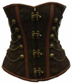 Steam Punk corset