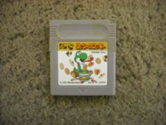 Yoshi's Cookie Japan release (Game Boy) - JapanRetroGames on Etsy