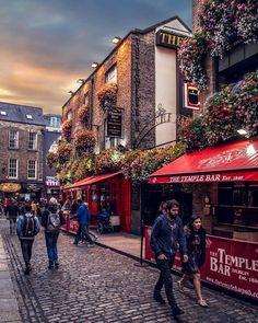 Temple Bar, Dublin city