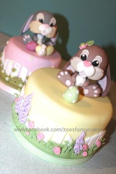 Easter Bunny cake - Cake by Zoe's Fancy Cakes
