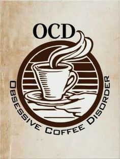 O.C.D, shared by Coffee Lovers Mag publicly via Google+