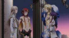 Balder, Loki, Yui, and Apollon - Kamigami no Asobi Photo (37240820) - Fanpop