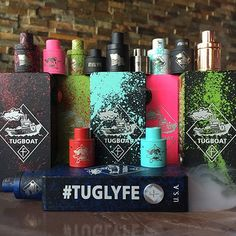 Shop http://BesteCigMade.com for the best Vaping products! tuglyfe_tugboat_tuglyfe_box_mod_iVape.jpg (500×500)