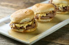 Cheesesteak Sliders Recipe on Yummly
