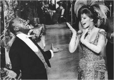 [May 9] 1964, Louis Armstrong went to No.1 on the US singles chart with 'Hello Dolly' making him the oldest artist to hit No.1 at the age of 62. In 2011, 85 year-old Tony Bennett broke this record when his Duets album topped the US album chart.