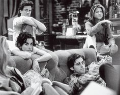 Friends in production, June 1, 1995
