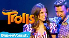 """Justin Timberlake and Anna Kendrick - """"True Colors"""" Live at Cannes [OFFI..."""