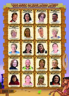 Staff - Amusement Park Theme Yearbook Theme, Amusement Park, Creative Design, Magazine, School, Movie Posters, Ideas, Film Poster, Magazines