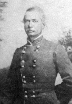 James Heyward Trapier. (1815-65). South Carolina. USMA Class of 1838 (Artillery)