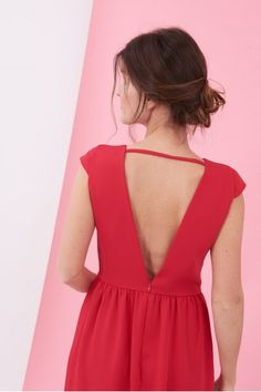 Votre robe de cérémonie personnalisée et semi-mesure à prix doux