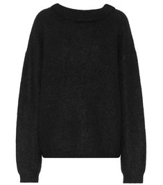 Dramatic Wool-Blend Sweater - Acne Studios | mytheresa.com