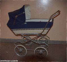 Retro kočárek pro panenky Retro 2, Baby Strollers, Children, Archive, Nostalgia, Baby Prams, Young Children, Kids, Strollers