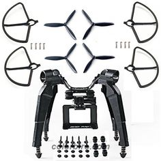 Wow! Get this Upgraded Spring Landing Gear Set for Hubsan X4 H501S FPV RC Drone for only 49.98$ #ConsumerElectronics #DroneAccessories #DronesandAccessories Sierra Leone, Belize, Ghana, Sri Lanka, Seychelles, Mauritius, Montenegro, Taiwan, Ecuador