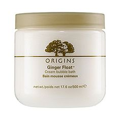 Origins - Ginger Float™ Cream Bubble Bath - nice Ginger scent