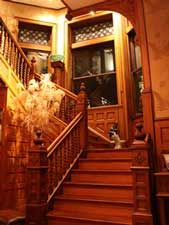 Another great stairway.