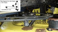 Youtube lawn mower l130 jd pinterest repair manuals and john deere l130 belt diagram routing photo james maurer fandeluxe Image collections