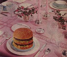 Mcdonald's double cheeseburger...heaven.:)